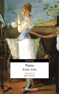 Naturalismo, prostitución, Muffat, Nana, Zizí, Georges Hugon, Héctor de la Faloise, Steiner,