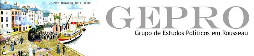 Grupo de Estudos Políticos em Rousseau - GEPRO/UFC