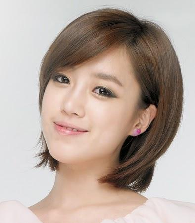 Trend Model Rambut Pendek Sebahu Tahun - Gaya rambut pendek sebahu ala korea