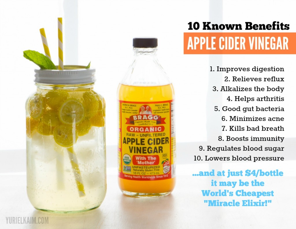 How Much Apple Cider Vinegar Can You Drink
