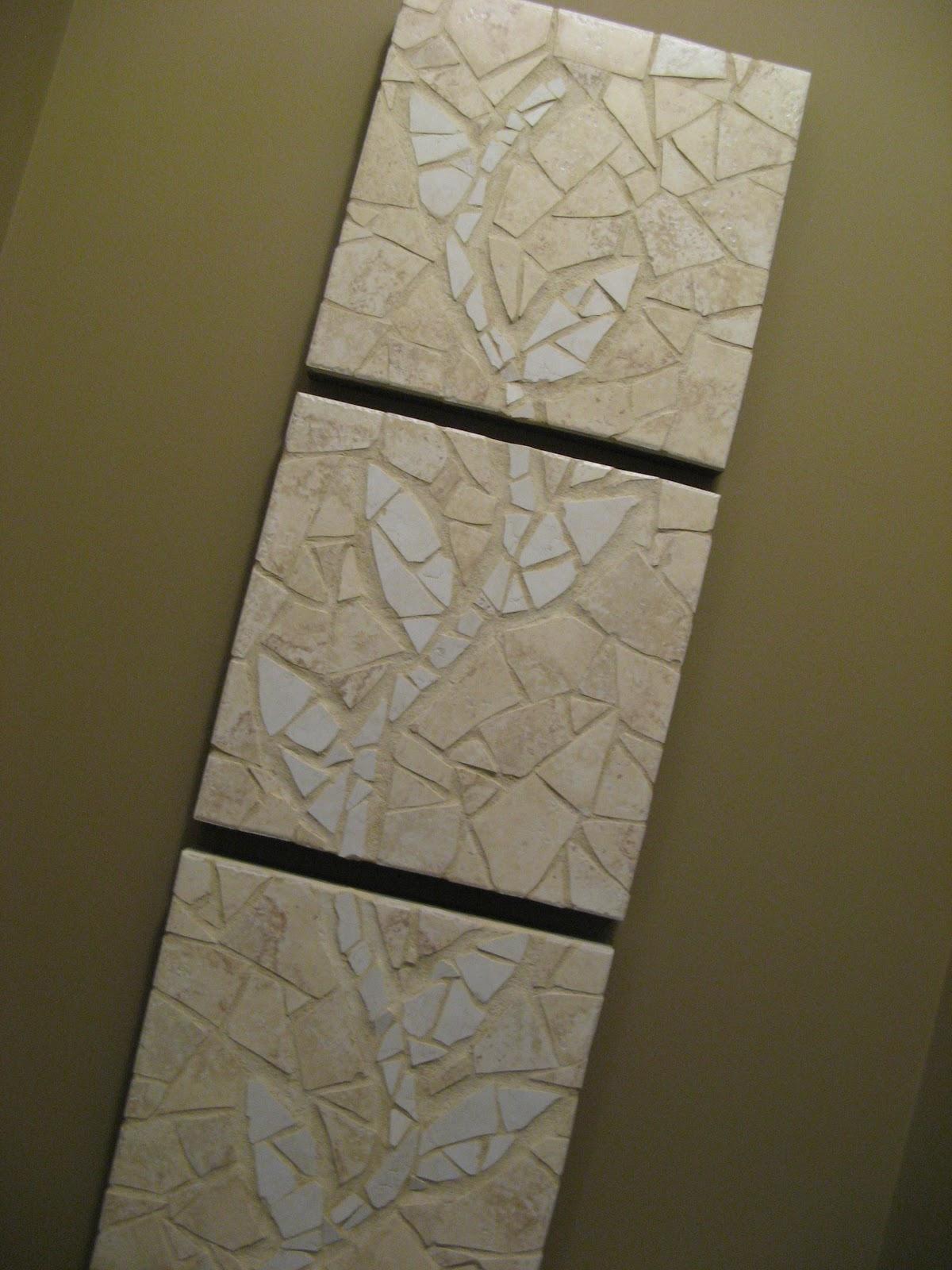 Susan snyder mosaic wall art panels mosaic broken tile wall art dailygadgetfo Gallery