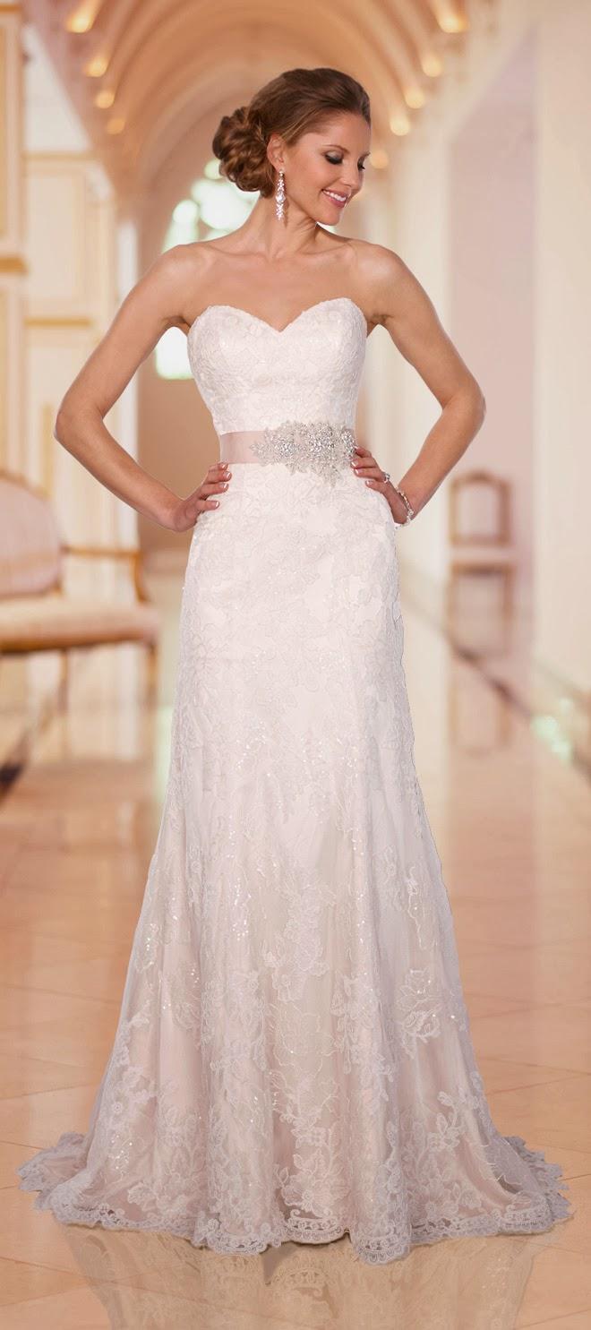 stella york fall best wedding dress