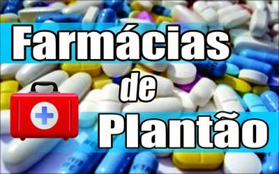 Veja a relação das farmácias de plantão no mês