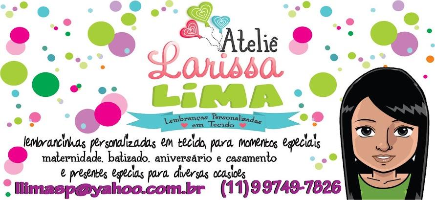 ATELIÊ LARISSA LIMA - Lembranças Personalizadas em Tecido
