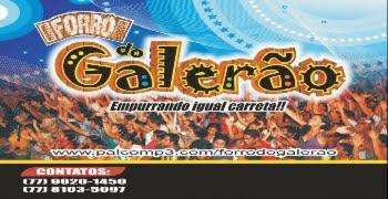 BAIXAR CD FORRÓ DO GALERÃO