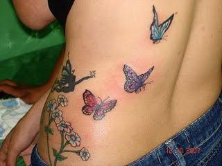 Tatuagens femininas delicadas 5