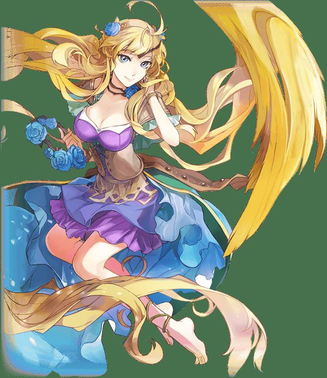 Grace Valhalla Rapunzel