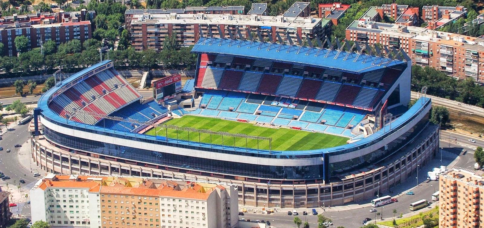 Vicente Calderon - Atlético Madrid Stadium