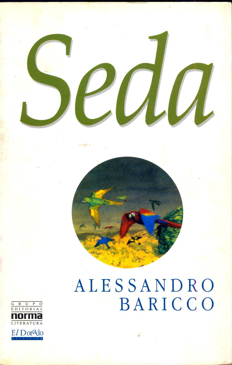 """""""Seda"""", Baricco, novela del siglo XX"""