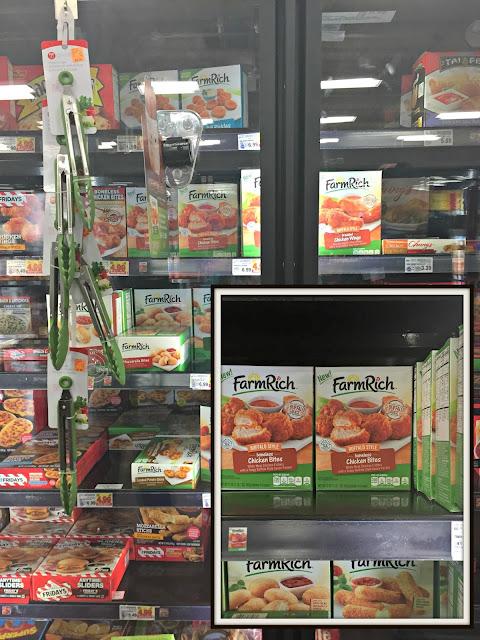 Buffalo Chicken Alfredo Bake, Farm Rich Foods, #MomsWingMan, #FarmRichSnacks, Easy 1-dish meals, 1 dish meals with fresh veggies, Buffalo Chicken meals