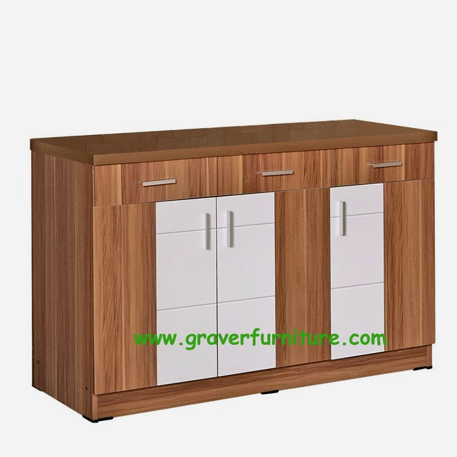 Kitchen Set Bawah 3 Pintu KSB 2753 Graver Furniture