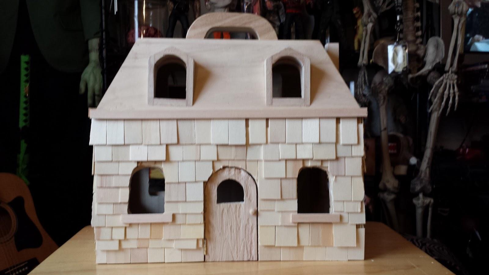Mini haunted house ideas