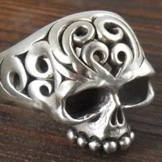 Big Black Maria - Ring Collections - The Skulls