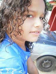 Minha filha Milany
