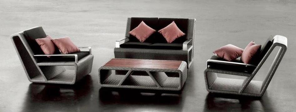 Muebles jardin rattan Fotos, presupuesto e imagenes  - imagenes de muebles de rattan