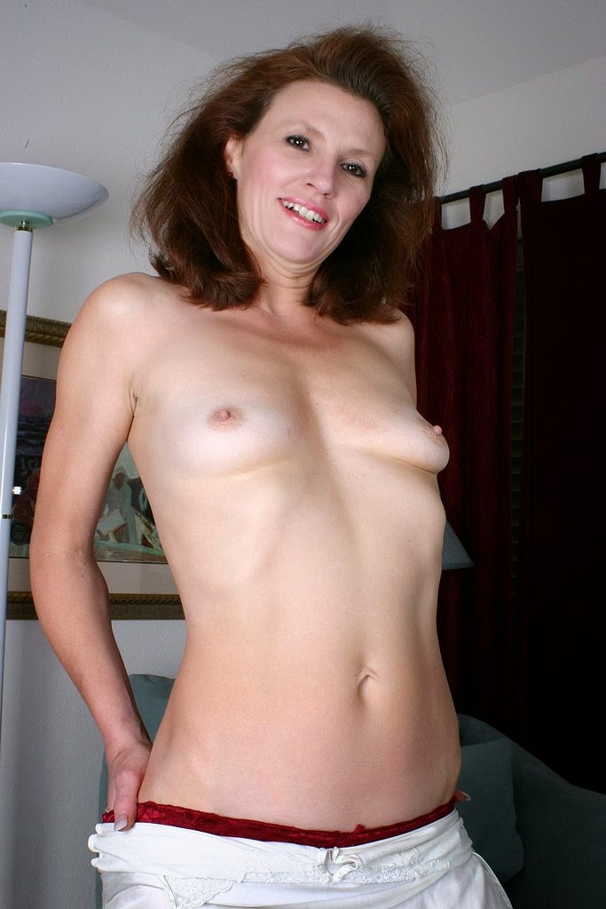 flat chested mature ladies