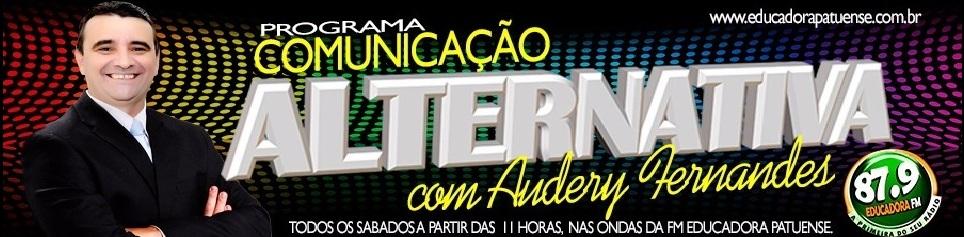 Programa Comunicação Alternativa | FM Educadora Patuense | Patu - RN