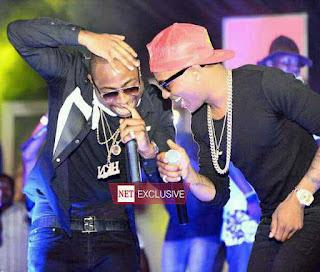Davido and Wizkid