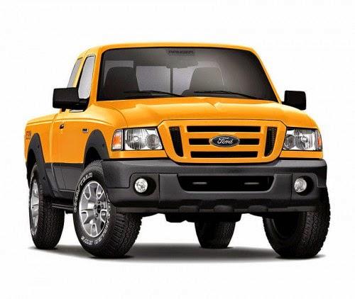 Ford Ranger Pickup Truck