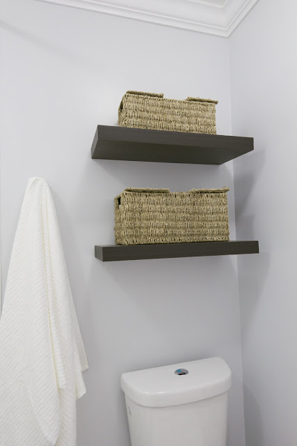 Floating Bathroom Shelves Walmart