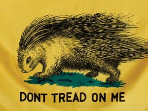 Libertarian Hedgehog