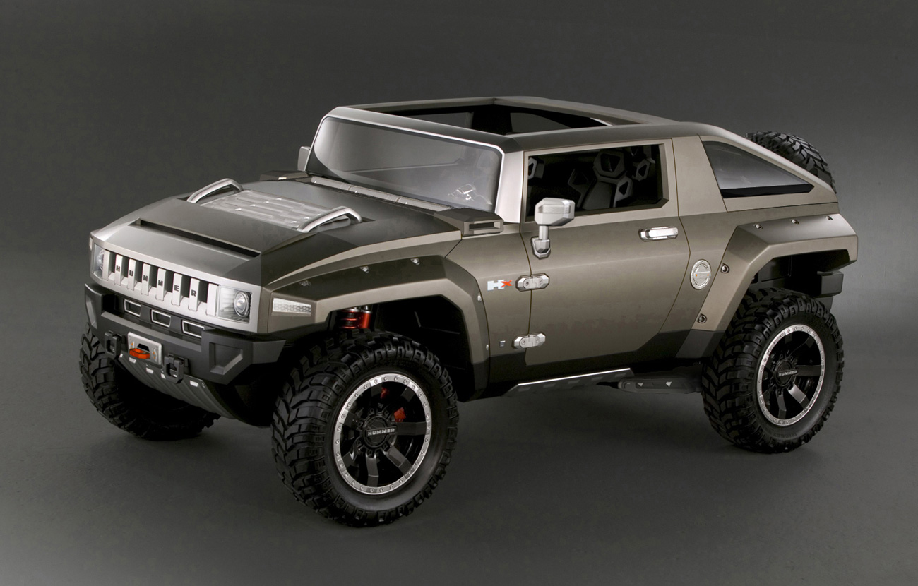 Hummer H4 car can run smoothly with 35inch wheels that have the