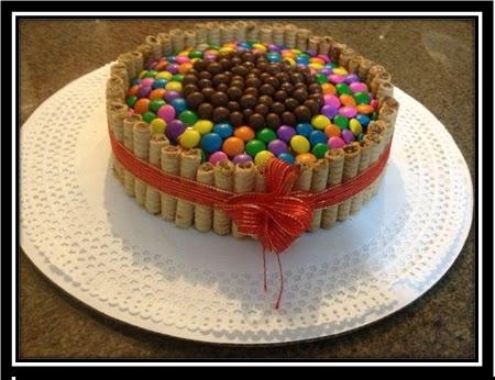 Torta con Pirulin; Dandi y Ping Pong - Christian
