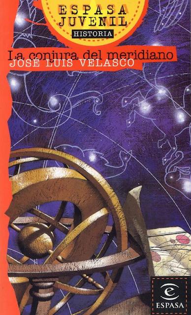 La conjura del meridiano, de José Velasco