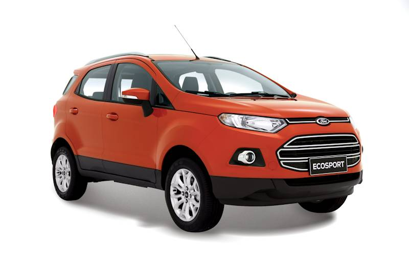 Catch The All New Ford Ecosport As It Goes On Tour