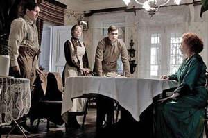 Кадр из украинофобского телесериала «Белая гвардия»