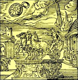 Prodigiorum Liber UFO - Ovnis en la antigüedad