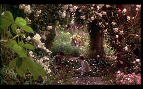 the secret garden film essay Movie film comparison compare contrast - comparing the book and movie version of the secret garden.