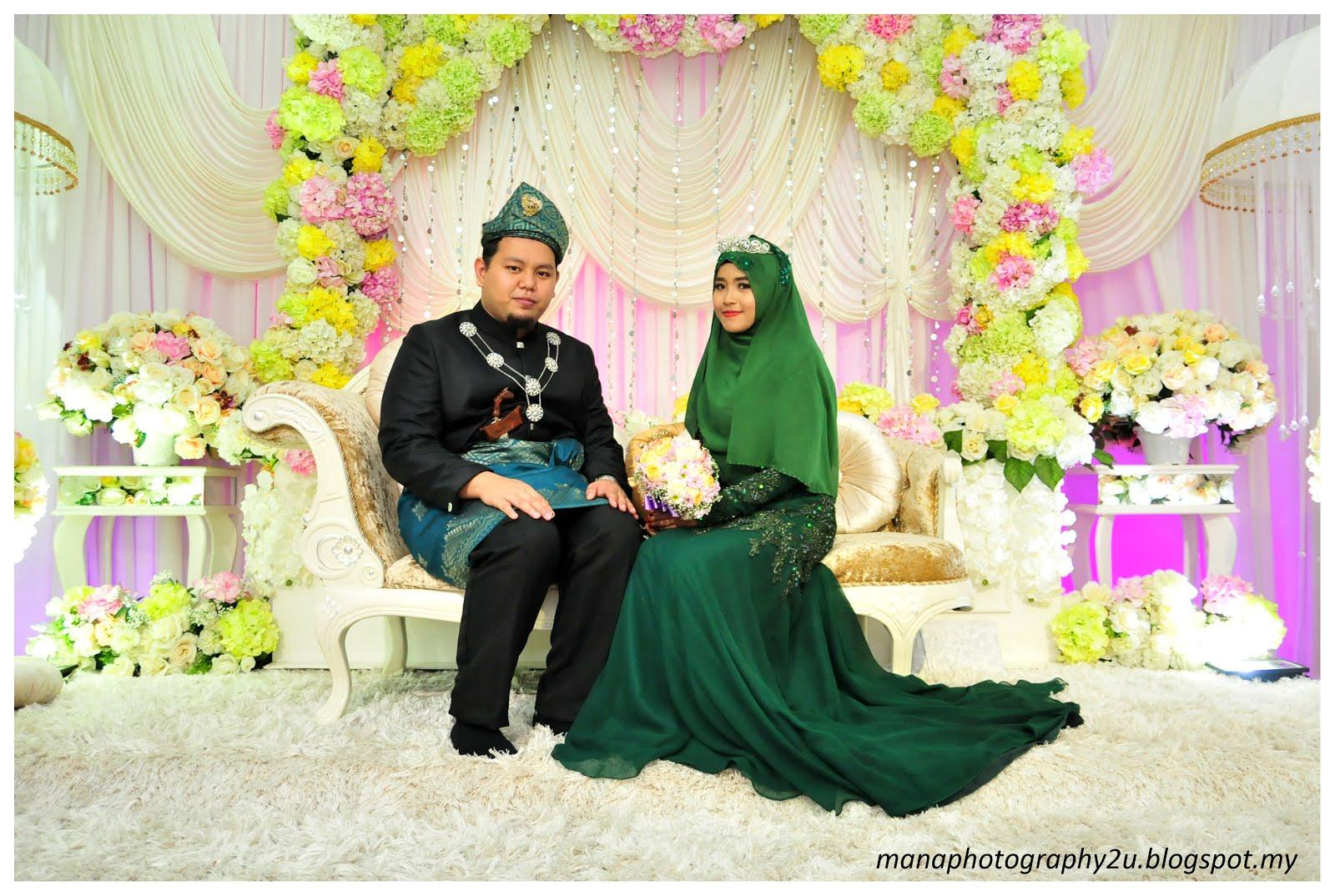 21/5/16 - Majlis perkahwinan Ain & Sufian
