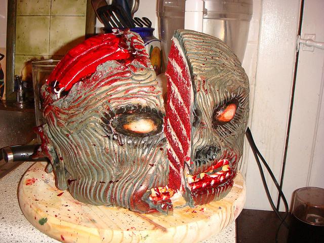 The Best Zombie Cakes!