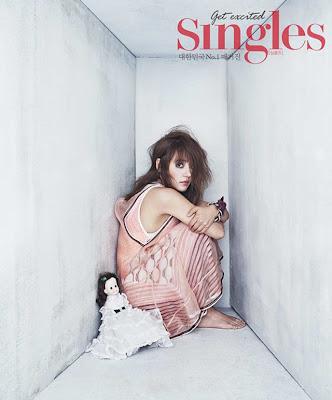 Eugene - Singles Magazine August Issue 2013