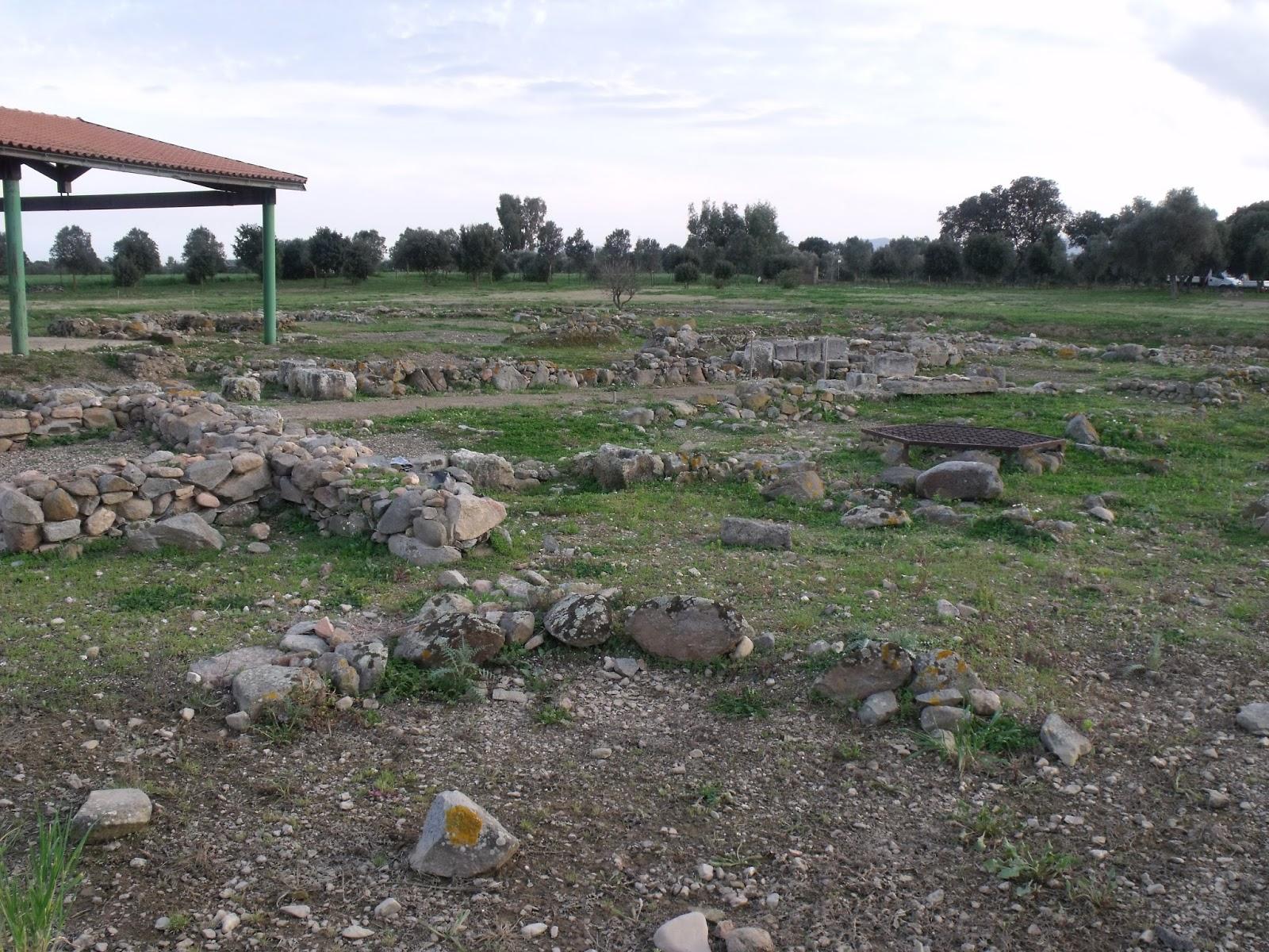 Il mulino del tempo l area archeologica di san cromazio for Cortile circolare