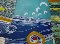 Karin Hay White the artist I currently ADORE.