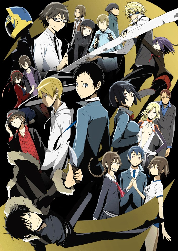 Anime TV Baru Durarara!! Diumumkan