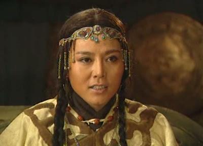 Чингисхан на краю земли и моря