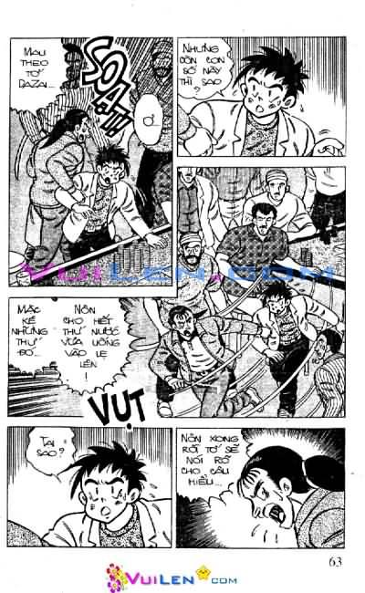 Jindodinho - Đường Dẫn Đến Khung Thành III Tập 57 page 63 Congtruyen24h