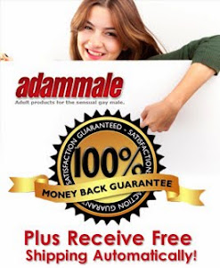 AdamMale Money Back Guarantee