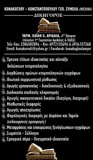 ΔΙΚΗΓΟΡΟΣ