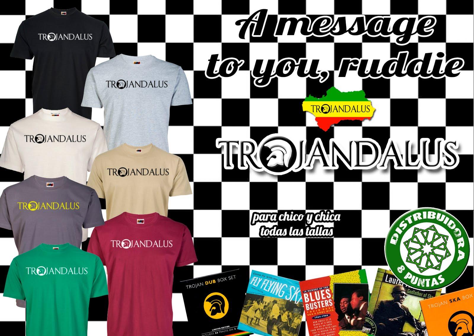 Camisetas Trojandalus 2