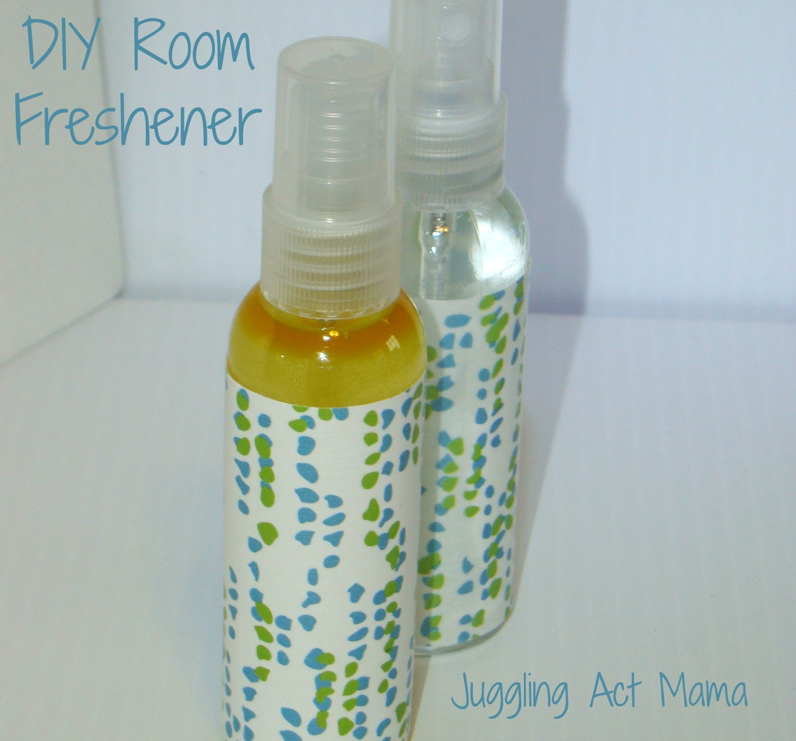 DIY Room Freshener - Juggling Act Mama
