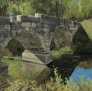 Paisajes del Campo Caminos y Puentes