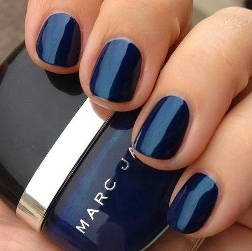 Blue Velvet Blue Nail Polish