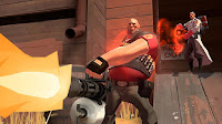 Team Fortress 2 (TF2) is a free to play 3D multiplayer FPS for Mac, sequel to the game that put class-based, multiplayer team warfare on the map.