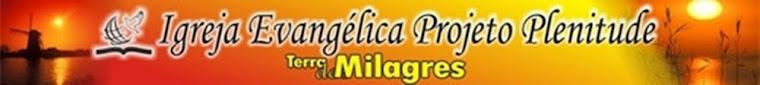 MINISTÉRIO APOSTÓLICO PROJETO PLENITUDE