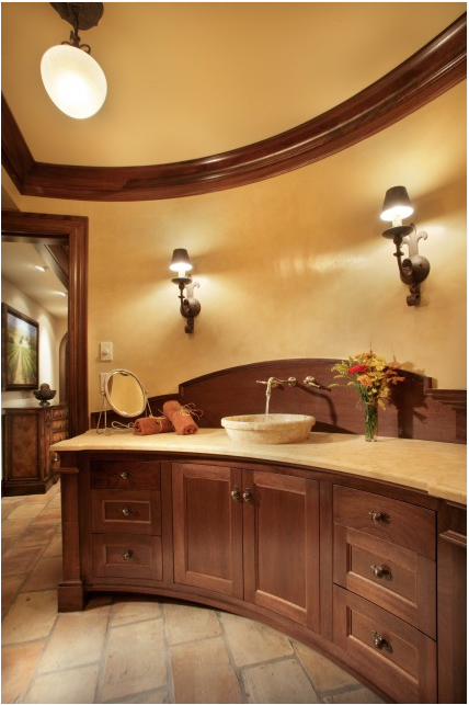 Key interiors by shinay tuscan bathroom design ideas Tuscan style bathroom ideas
