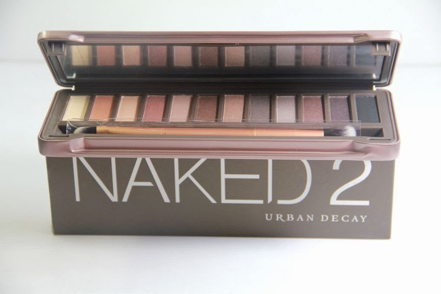 Naked 2 Urban Decay Eyeshadow